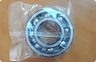 ABEC 7 ABEC 1 Deep groove Ball Bearing Double / Single Row