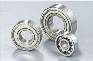 Stainless Steel Deep Groove Ball Bearing For Fans With 15mm - 150mm Bore