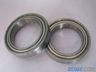 Single Row Deep Groove Ball Bearing 25mm Bore Open / Z / ZR / RS Seals