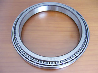 Angular Contact Deep Groove Ball Bearing Single Row With Nylon / Steel Cage