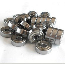 Small 624 zz Deep Groove Ball Bearing Carbon Chrome Steel With 4 mm Bore Size