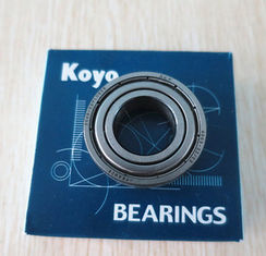 Single Row Deep Groove Ball Bearing 6305 ZZ ISO Standard With High Precision