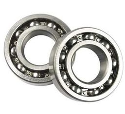 Single Row Deep Groove Ball Bearing With Low Friction For Motorcyles