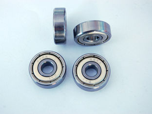 Agricultural Machine Deep Groove Ball Bearing Single Row 698 RS