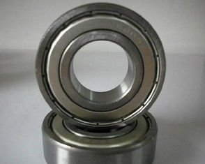 Textile Machine Deep Groove Ball Bearing 6203 ZZ With Low Noise