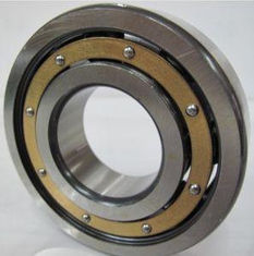 Industry Deep Groove Ball Bearing Big Size Low Noise , High Speed