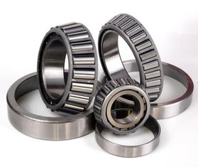 Open / LLU Sealed Roller NTN Bearings Caged Brass Steel Nylon NU Series