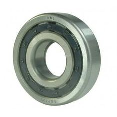 Single Row Cylindrical Roller Bearing NUP219 Carbon Steel With 95mm Bore