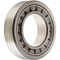 Stainless Steel Spindle Cylindrical Roller Bearing Single Row NU 317 ECJ , 85mm Bore