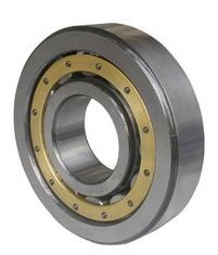 Carbon Steel Cylindrical Roller Bearing NU 10 / 500 MA Single Row for Motor