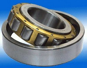 Chrome Cylindrical Roller Bearing With Single Row , Rolling Mill