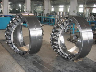 23168 ECA / W33 Steel Spherical Roller Bearing Double Row With 340mm Bore Weight 280 Kgs