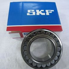 22212E 100Cr6 Chrome Steel Spherical Roller Bearing Double Row With 240 KN Heavy Radial Loading