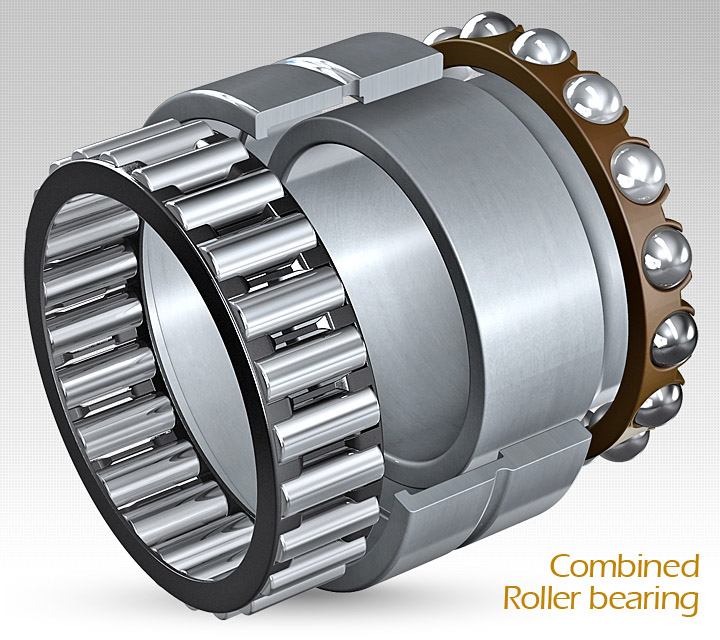 Combined Roller Bearing ZARN65125-TV